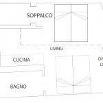 Appartamenti Rifugio Altino di Montemonaco nei Monti Sibillini 2
