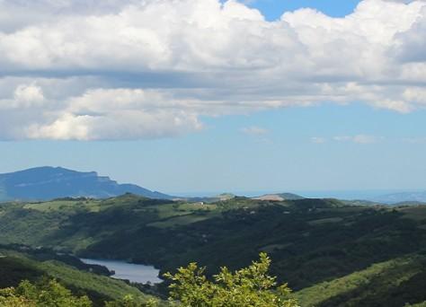 Il Casale del Rifugio di Altino nei Monti Sibillini