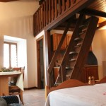 Le Camere e Appartamenti del Rifugio Altino di Montemonaco nei Monti Sibillini 11