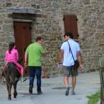 Trekking e Passeggiate con gli Asinelli ad Altino di Montemonaco10