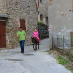Trekking e Passeggiate con gli Asinelli ad Altino di Montemonaco11