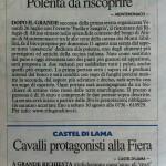2013-08-05-La Polenta Casareccia sbarca al Rifugio Altino di Montemonaco Domenica 11 Agosto