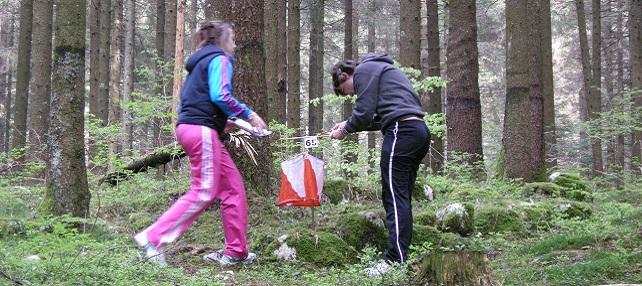 A caccia di lanterne al Rifugio Altino