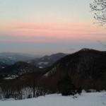 Escursione sul sentiero dei Mietitori dal Rifugio Altino di Montemonaco