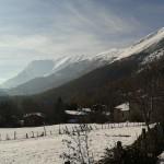 Ispezione prima del trekking nei dintorni del Rifugio Altino di Montemonaco3