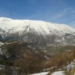 Ispezione prima del trekking nei dintorni del Rifugio Altino di Montemonaco6