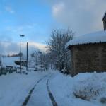 Prima neve inverno 2013 al Rifugio Altino12