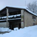 Prima neve inverno 2013 al Rifugio Altino13