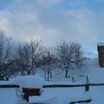 Prima neve inverno 2013 al Rifugio Altino15