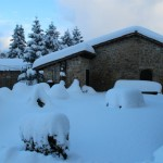 Prima neve inverno 2013 al Rifugio Altino17