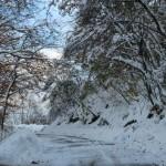 Prima neve inverno 2013 al Rifugio Altino2