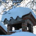 Prima neve inverno 2013 al Rifugio Altino21