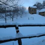 Prima neve inverno 2013 al Rifugio Altino23