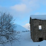 Prima neve inverno 2013 al Rifugio Altino27