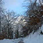 Prima neve inverno 2013 al Rifugio Altino3