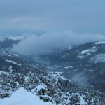 Prima neve inverno 2013 al Rifugio Altino34