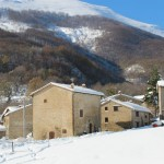 Prima neve inverno 2013 al Rifugio Altino40