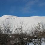 Prima neve inverno 2013 al Rifugio Altino46