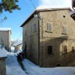 Prima neve inverno 2013 al Rifugio Altino49