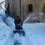 Prima neve inverno 2013 al Rifugio Altino52