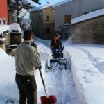 Prima neve inverno 2013 al Rifugio Altino53