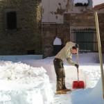 Prima neve inverno 2013 al Rifugio Altino55