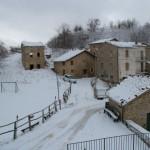 2014-01-25 Neve ed Escursionisti al Rifugio Altino11