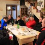 2014-01-25 Neve ed Escursionisti al Rifugio Altino15