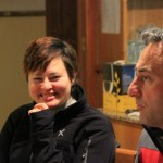 2014-01-25 Neve ed Escursionisti al Rifugio Altino16