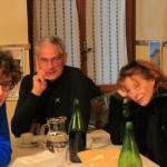 2014-01-25 Neve ed Escursionisti al Rifugio Altino18