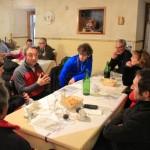 2014-01-25 Neve ed Escursionisti al Rifugio Altino19
