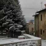 2014-01-25 Neve ed Escursionisti al Rifugio Altino3