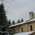 2014-01-25 Neve ed Escursionisti al Rifugio Altino7