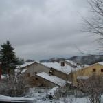 2014-01-25 Neve ed Escursionisti al Rifugio Altino8