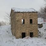 2014-01-25 Neve ed Escursionisti al Rifugio Altino9