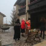 Befana, Epifania al Rifugio Altino di Montemonaco10