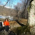 Escursione di Capodanno dal Rifugio Altino a Santa Maria in Pantano12
