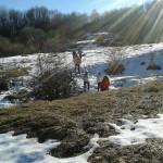 Escursione di Capodanno dal Rifugio Altino a Santa Maria in Pantano17