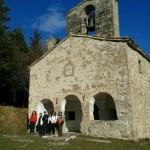 Escursione di Capodanno dal Rifugio Altino a Santa Maria in Pantano25