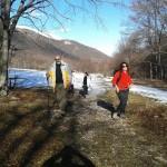 Escursione di Capodanno dal Rifugio Altino a Santa Maria in Pantano8
