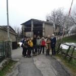 Escursione di fine anno dal Rifugio Altino a Rocca e Tofe e ritorno