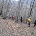 Escursione di fine anno dal Rifugio Altino a Rocca e Tofe e ritorno11