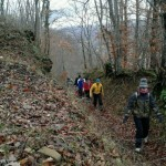 Escursione di fine anno dal Rifugio Altino a Rocca e Tofe e ritorno12