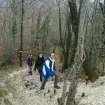 Escursione di fine anno dal Rifugio Altino a Rocca e Tofe e ritorno8