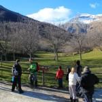 Escursione dal Rifugio Altino a Santa Maria in Pantano 1