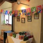 Organizzazione Feste di compleanno, battesimo, comunione, cresime, laurea al Rifugio Altino di Montemonaco 2