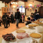 Organizzazione Feste di compleanno, battesimo, comunione, cresime, laurea al Rifugio Altino di Montemonaco 4