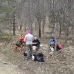 Escursione sul Sentiero delle Cacce dal Rifugio Altino di Montemonaco18