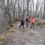 Escursione sul Sentiero delle Cacce dal Rifugio Altino di Montemonaco28