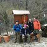 Escursione sul Sentiero delle Cacce dal Rifugio Altino di Montemonaco9